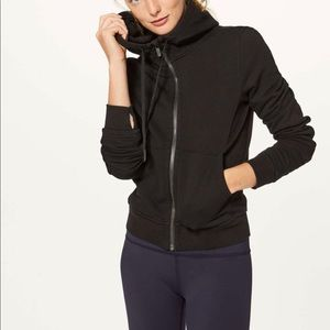 Lululemon Press Pause Jacket - Black Size 12
